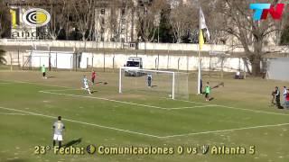 el gol de un arquero en contra mas increible de la historia comunicaciones 0 vs 5 atlanta
