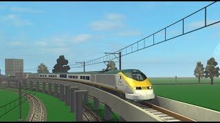 Eurostar | Trailer | Terminal Railways | Roblox