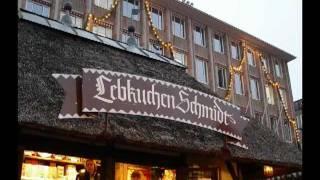 German Christmas Markets #7 : Nurnberg, Introduction