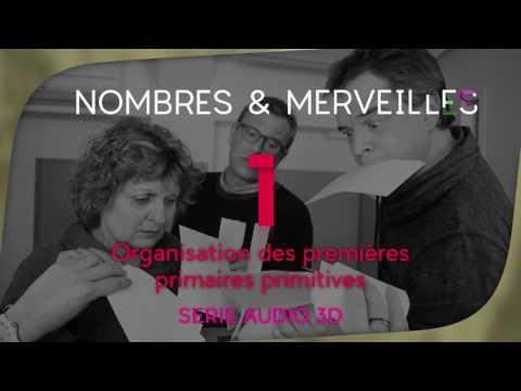 Vidéo Nombres et Merveilles est une série en son 3 D composée de sketchs ou merveilles sonores. Je suis Lucigolène.