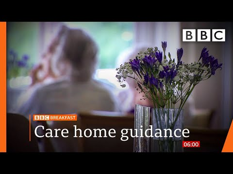 Covid: Care home isolation rule axed for low-risk trips in England - BBC News live 🔴 BBC