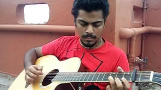 Vande Mataram - Songdew - The Great Indian Guitar Solo Contest Entry 2 by Neeraj Narayan