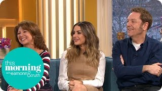 The Cast of 9 to 5 the Musical Talk About Meeting Dolly Parton | This Morning