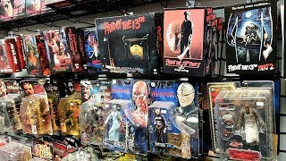 NECA HORROR TOY HUNT COLLECTORS MARKETPLACE 2019