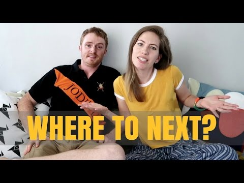 Travel Update & Where should we go next?