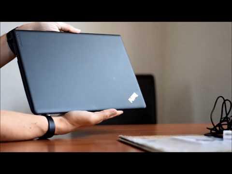 Lenovo ThinkPad Edge E470 Black