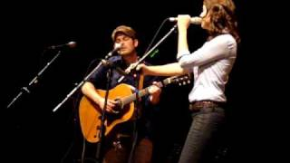 Brandi Carlile - One of Us Cannot Be Wrong - Portland ME - 04-03-09