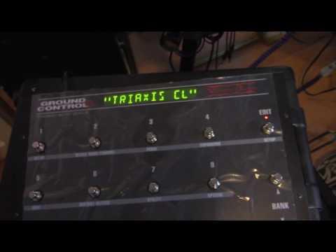 Voodoo Lab GCX and Ground Control MIDI  Quick Setup