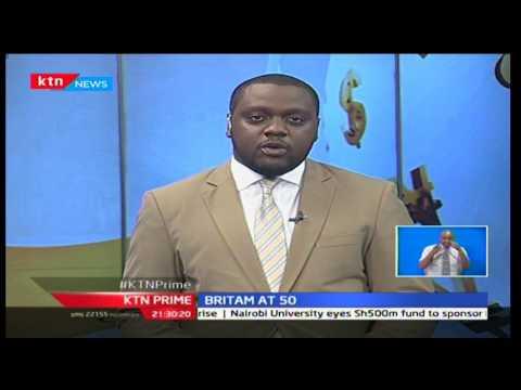 KTN Prime: British American company-Britam celebrates 50 years of insurance service in Kenya
