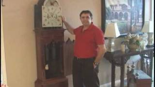 How To Remove An Antique Clock Movement