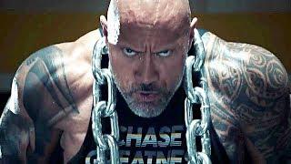 Dwayne THE ROCK Johnson Workout & Hardcore Training 2018