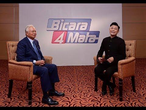 Bicara 4 Mata bersama PM