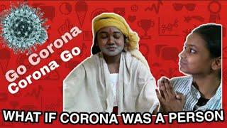 What if corona is a person || করোনা যদি একজন মানুষ হতো || funny bengali video||  meme world bengali