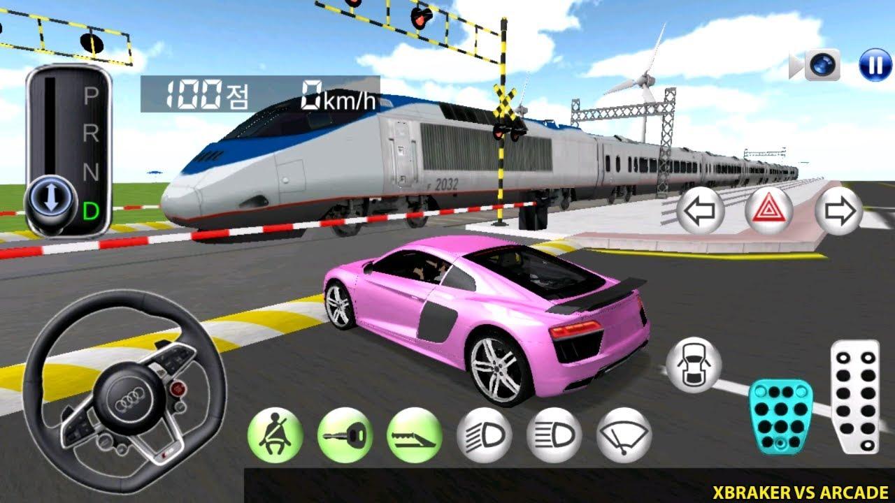 Korean Car Driving Simulator - New Car Unlocked - Driver's License Examination Android Gameplay