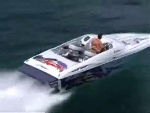 Baja 29 Outlaw in the Keys