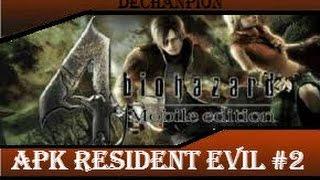 Como baixar Resident evil 4 apk para android #2