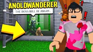 AnOldWanderer's SECRET Was Hidden In This VAULT, I Broke In And EXPOSED It! (Roblox)