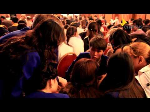 Enactus Kazakhstan National Exposition 2013 Flashback