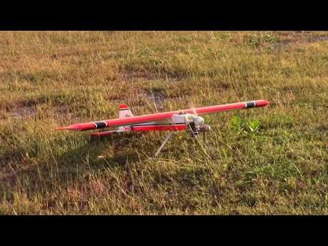 Hangar 9 Ultra Stick 10cc Maiden Flight With 15cc Gas Engine