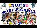 Top 5 Trending Mobile Games
