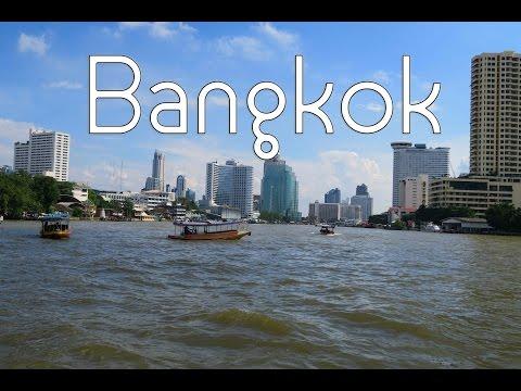 🏯 Bangkok in Thailand ⛵ Unsere erste Station in Asien - Weltreise mit 4 Kindern [HD]