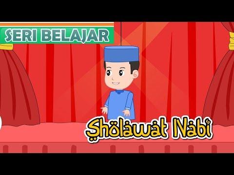 Ya Robbi Bil Mustofa Sholawat Nabi Anak Islam Bersama Jamal Laeli