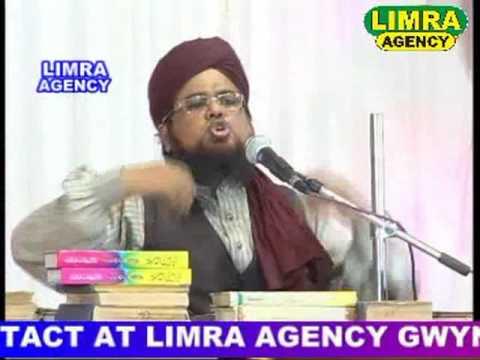Zalzala Maulana Yusuf Raza Qadri Part 4 New Takreer HD India