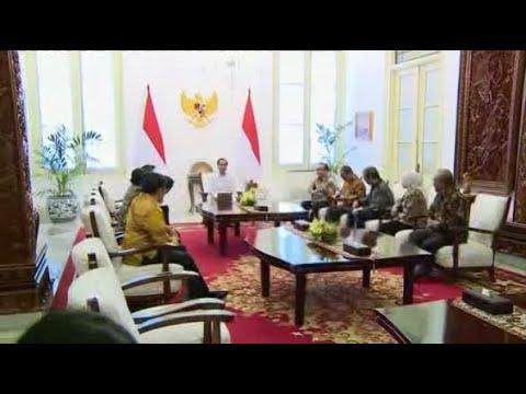 Presiden Jokowi Setuju Pansel KPK Libatkan BNPT dan BNN