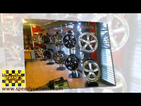 Speedys Wheels & Tyres (Tyseley) Ltd