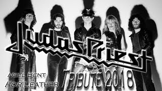 A TribUTE To Mr. Glenn TIPTON 2018 🔥 Judas PRIEST 🔥   Hell Bent For Leather