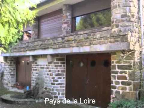 Property For Sale in the France: near to Saint Pierre Des Ni