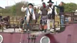 The Sheppey Pirates, World Walking the Plank Championships,
