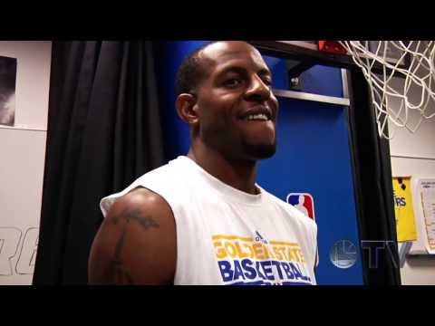 Rapid Fire with Andre Iguodala