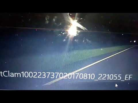 Accident On  08/10/17 at 10:11 pm, Maryland 83 South. AAA Insurance Claim# 1002-23-737