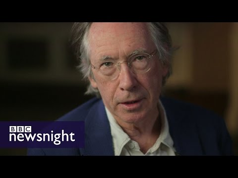 Ian McEwan: 'Brexit was a huge mistake' - BBC Newsnight