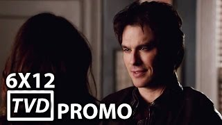 "The Vampire Diaries 6X12 Promo ""Prayer for the Dying"""