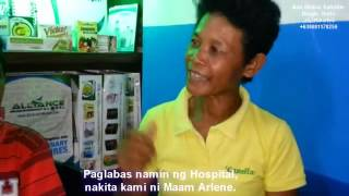 Aim Global Product Testimonial TB Meningitis