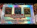 VINTAGE SECRET RARE & HOLO CLASSIC PULLS!   Opening YuGiOh Legendary Collection Gameboard Edition