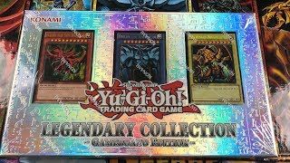 VINTAGE SECRET RARE & HOLO CLASSIC PULLS! | Opening YuGiOh Legendary Collection Gameboard Edition
