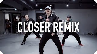 Closer (T-Mass Remix) Drum Cover - The Chainsmokers Sori Na Choreography