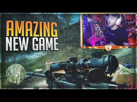 INSANE NEW SNIPER GAME!! |