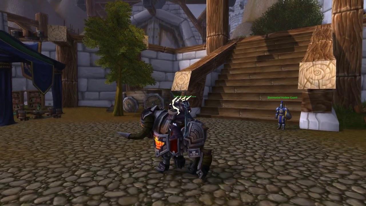 dark iron dwarves battle for azeroth