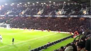 West Ham vs. Tottenham 25.02.2013