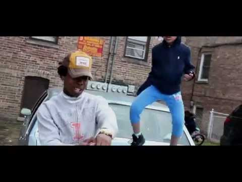 Dj Nate AkA BaKaMan Ft.Reon - Watchin Me ( Official Music Video) Dir By Richnigga Film