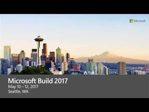 Build 2017 - Day 2 Keynote