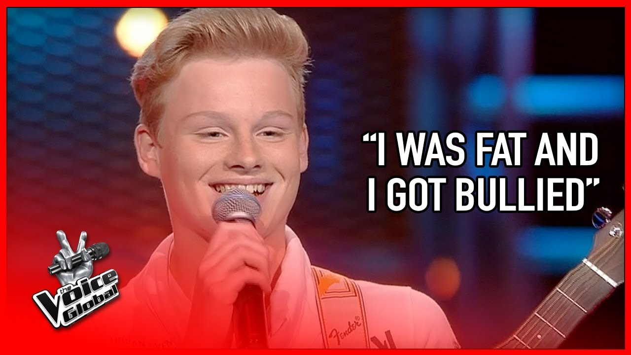 BULLIED TALENT amazes The Voice Kids' coaches | STORIES #19