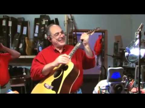 Master Guitar Tech Ed Beaver joins World Music Nashville, Tennessee