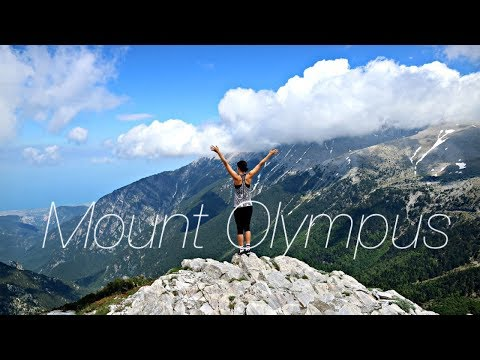 CLIMBING MOUNT OLYMPUS // Travel Vlog #10
