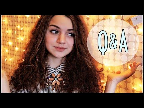 Q&A//Я ПОХОЖА НА САШУ КЭТ??