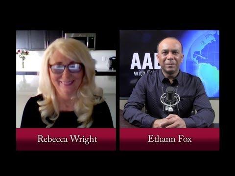 AAE tv | Extraterrestrial Consciousness | Rebecca Hardcastle Wright | 8.12.17
